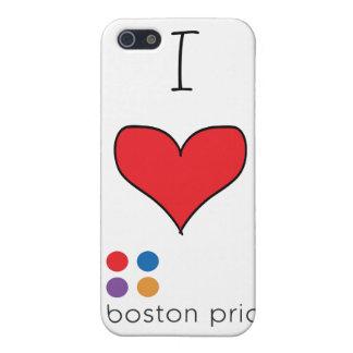 Orgullo IV de Boston iPhone 5 Cárcasas