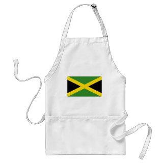 Orgullo jamaicano delantal