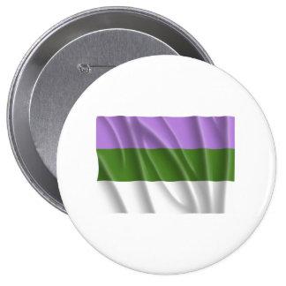 Orgullo la Florida del genderqueer que agita Pins