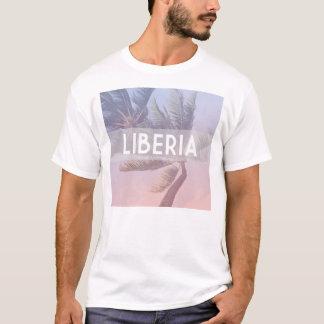 Orgullo liberiano playera
