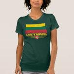 Orgullo lituano camisetas