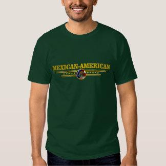 Orgullo mexicano-americano playera