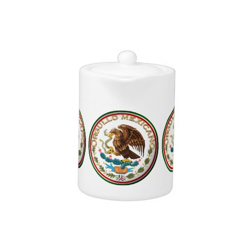 Orgullo Mexicano (Eagle de la bandera mexicana)