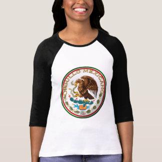 Orgullo Mexicano (Eagle de la bandera mexicana) Playera
