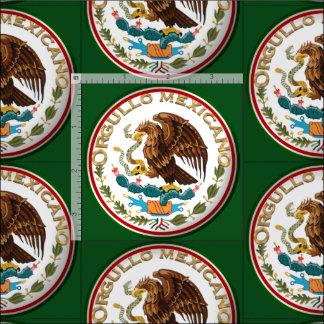 Orgullo Mexicano (Eagle de la bandera mexicana) Telas