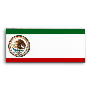 Orgullo Mexicano (Eagle from Mexican Flag) Envelope