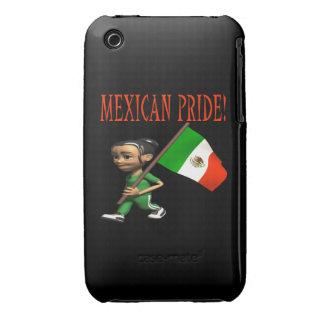 Orgullo mexicano iPhone 3 cobreturas