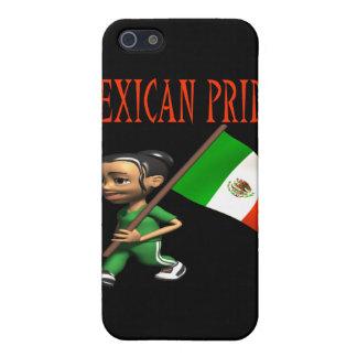 Orgullo mexicano iPhone 5 protector
