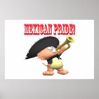 Orgullo mexicano impresiones