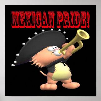 Orgullo mexicano posters