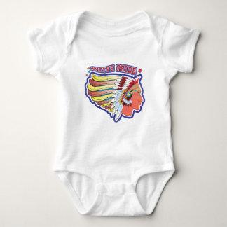Orgullo nativo body para bebé