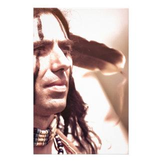Orgullo nativo  papeleria
