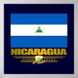 """Orgullo nicaragüense "" Póster"