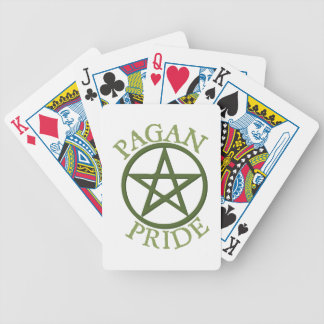 Orgullo pagano baraja de cartas