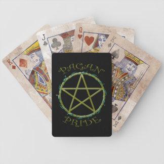 Orgullo pagano cartas de juego