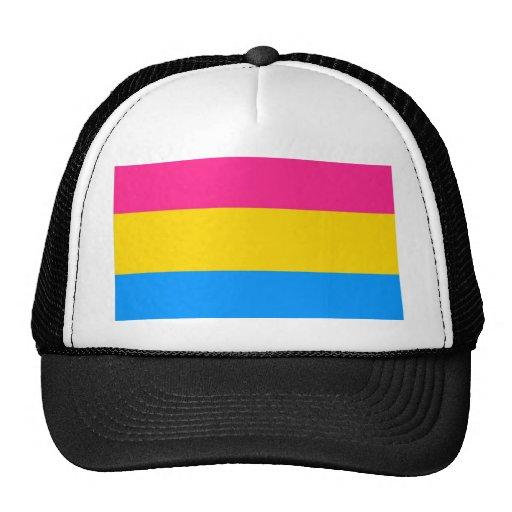 Orgullo Pansexual Gorras De Camionero