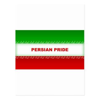 Orgullo persa postales