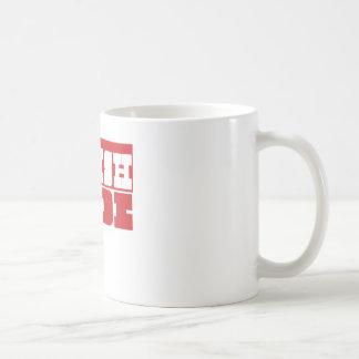 Orgullo polaco tazas de café
