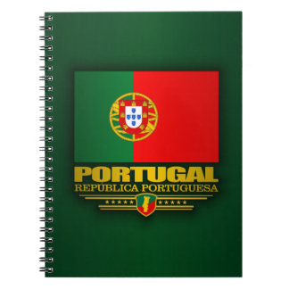 Orgullo portugués cuaderno