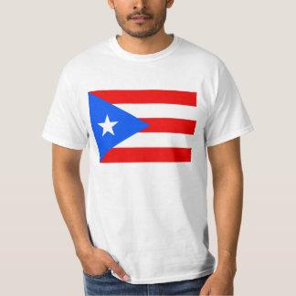 Orgullo puertorriqueño de la camiseta el | de la polera