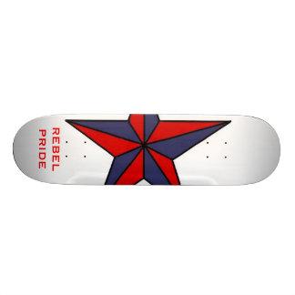 Orgullo rebelde tablas de patinar