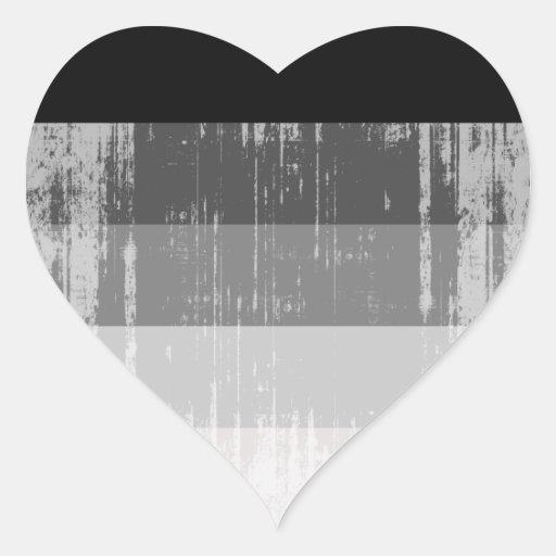 Orgullo recto distressed.png pegatinas corazon