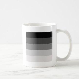 Orgullo recto taza de café