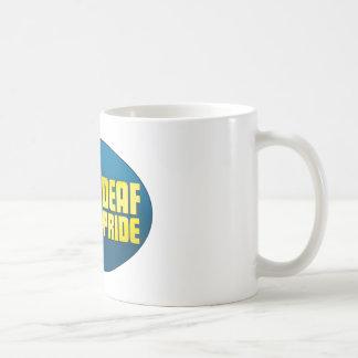 Orgullo sordo. taza