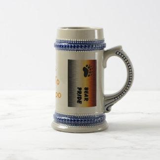 Orgullo Stein del oso Jarra De Cerveza