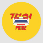 Orgullo tailandés etiquetas