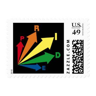 orgullo timbres postales