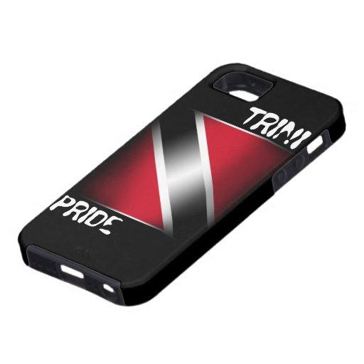 Orgullo Trinidad de Trini y caso de Trinidad y Tob iPhone 5 Case-Mate Protector