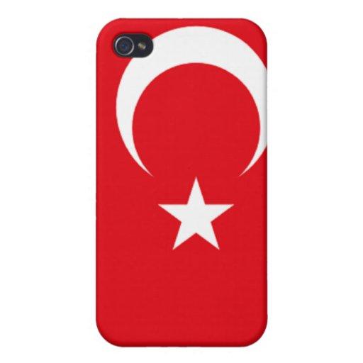 Orgullo turco iPhone 4 coberturas