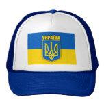 Orgullo ucraniano gorras de camionero