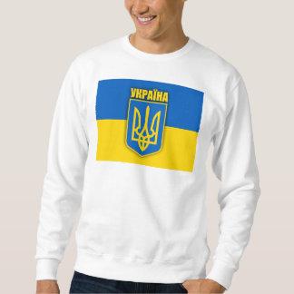Orgullo ucraniano sudaderas encapuchadas