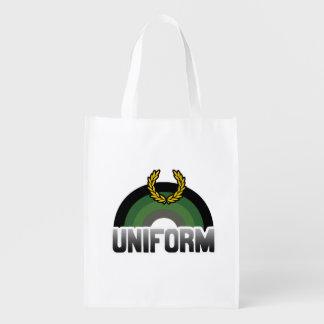 Orgullo uniforme bolsa de la compra