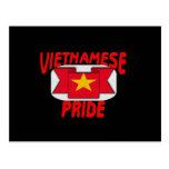 Orgullo vietnamita postal