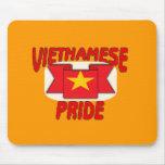 Orgullo vietnamita tapetes de raton