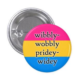 orgullo Wibbly-tembloroso 1 de Omnisexual Pins