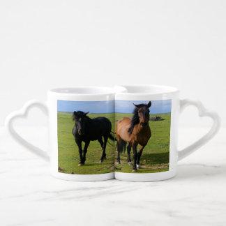 Orgullo y belleza set de tazas de café