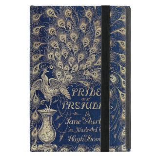 Orgullo y cubierta de libro de la edición del pavo iPad mini protector