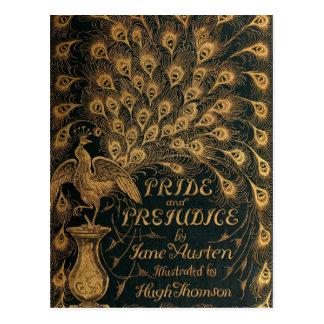 Orgullo y perjuicio Jane Austen (1894) Postal