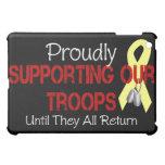 Orgulloso apoyo de nuestras tropas