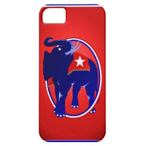 Orgulloso de mi caso 5 del iphone del fiesta iPhone 5 Case-Mate carcasas