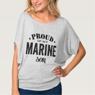 Orgulloso de mi hijo MARINO Camisas