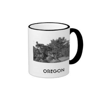 Orgulloso derecho taza de café