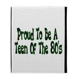Orgulloso para ser años 80 adolescentes