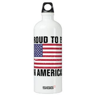 Orgulloso para ser un americano - patriótico