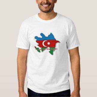 orgulloso ser azerbaiyano 3 remera