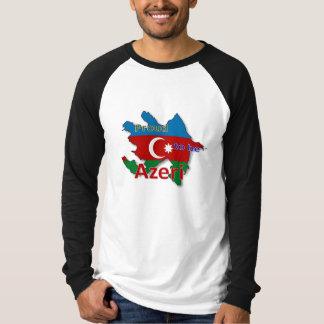 orgulloso ser azerbaiyano 4 camisas